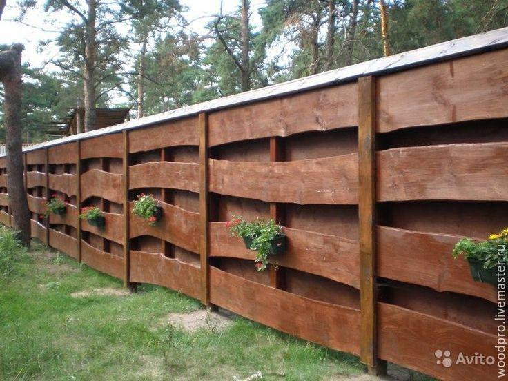 Купить Деревянные заборы - деревянные изделия, садовая мебель, забор, заборчик, деревянные заготовки, Пергола