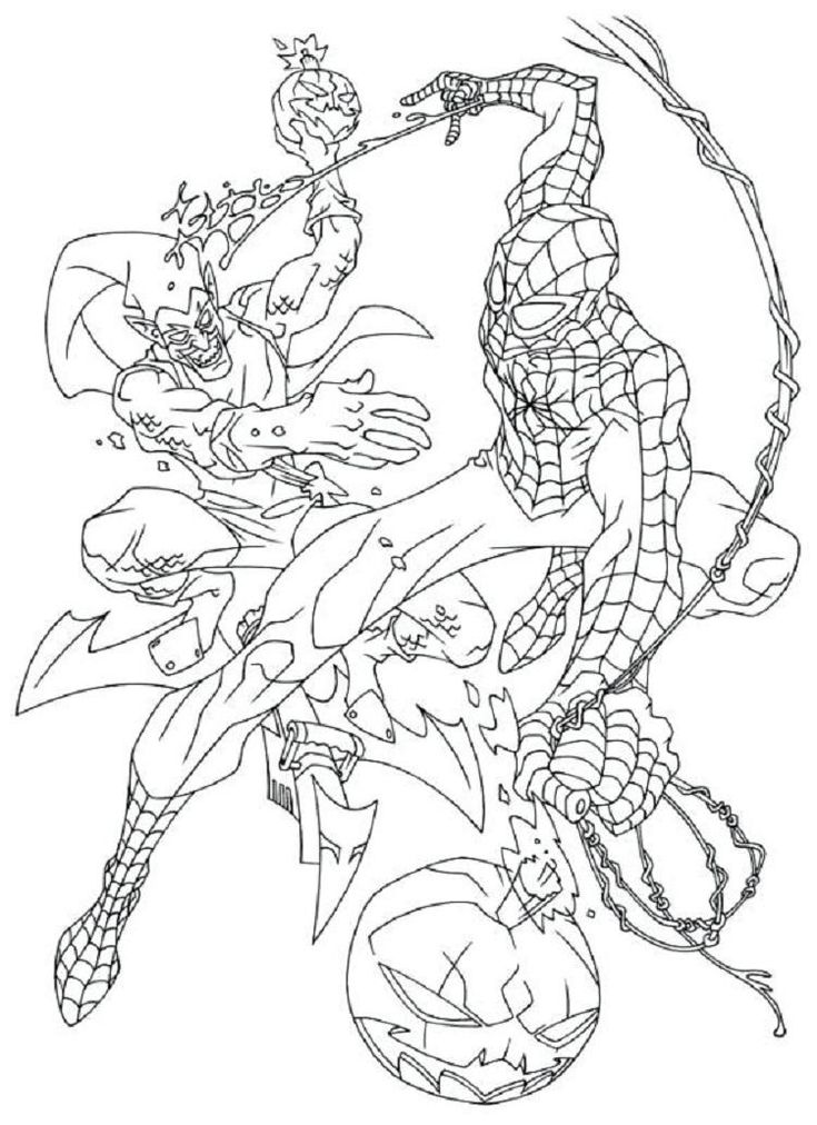 Spiderman Coloring Pages Green Goblin Spiderman Coloring Dinosaur Coloring Pages Coloring Pages