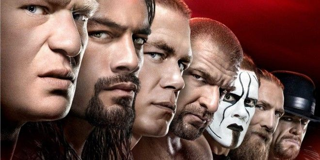 WWE Wallpapers HD Best Collection