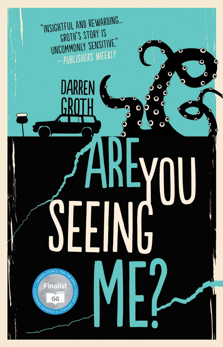 Are You Seeing Me by Darren Groth