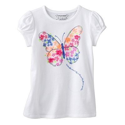 SONOMA life + style Butterfly Tee