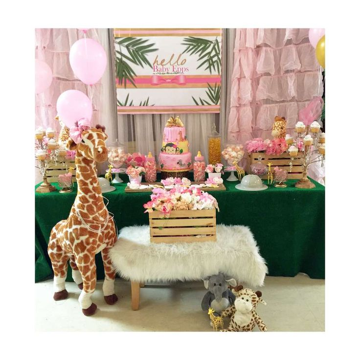 Baby Shower Themes For Girls Pinterest: Best 25+ Safari Baby Showers Ideas On Pinterest