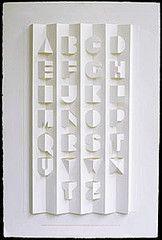 Alphabet II Poster