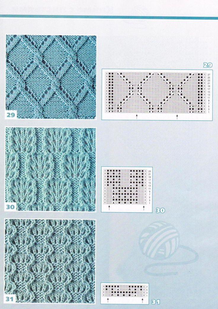 free knitting pattern 17