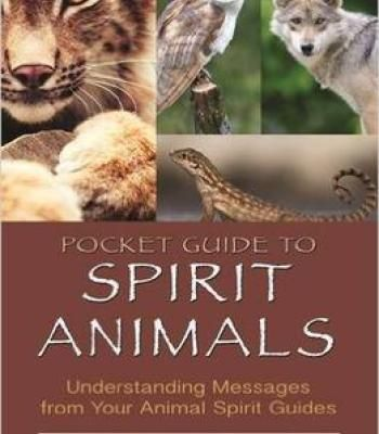 Pocket Guide To Spirit Animals: Understanding Messages From Your Animal Spirit Guides PDF