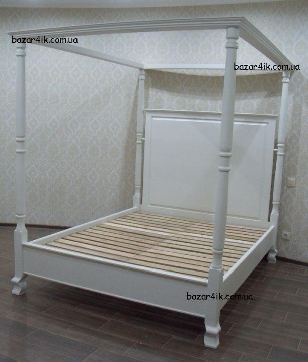 кровать с балдахином Белчугатон - кровати с балдахином - мебель базарчик