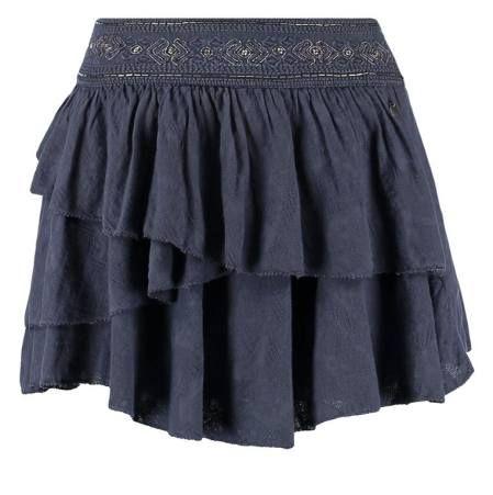 Pepe Jeans Hoopa Minifalda Henna vestidos y faldas pepe Minifalda Jeans Hoopa Henna Noe.Moda