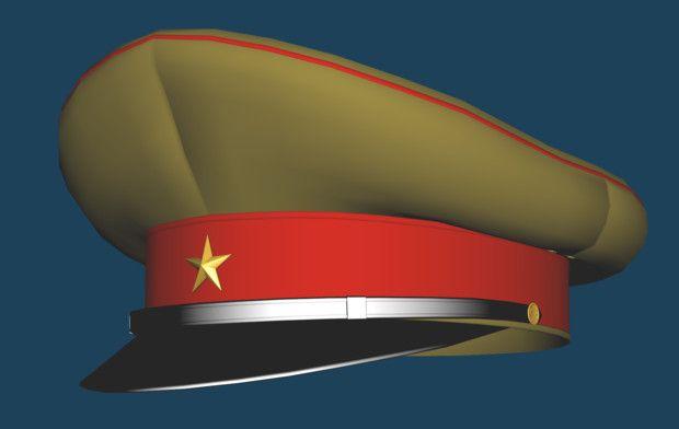 軍帽。 / nachtmusik さんのイラスト