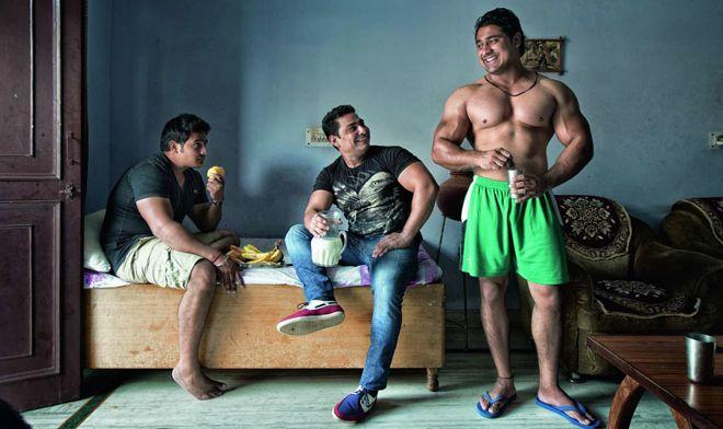 En India existe un pueblo donde todos los hombres son musculosos - Offtopic / Miscelánea - Foros de La voz del muro
