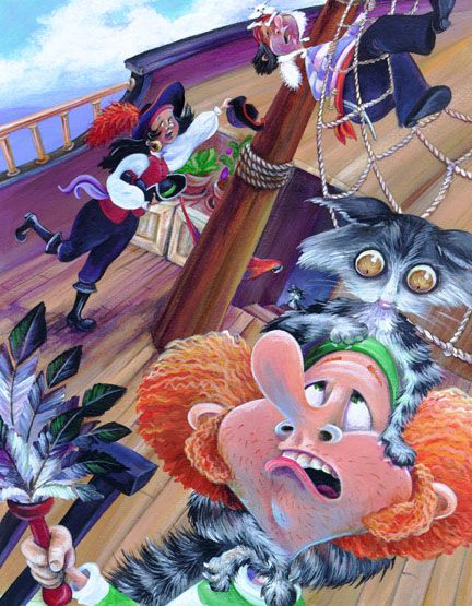 Rupert, the Wrong-Word Pirate, published by Kindermusik