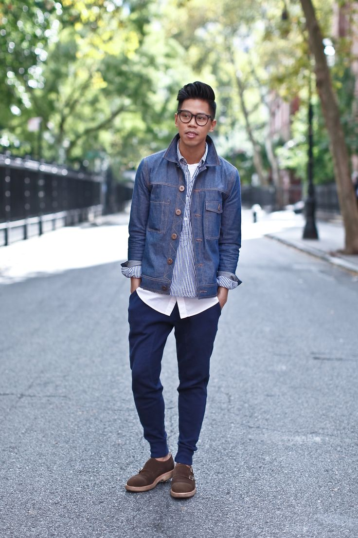 86 best Men's Joggers Style images on Pinterest   Menswear ...