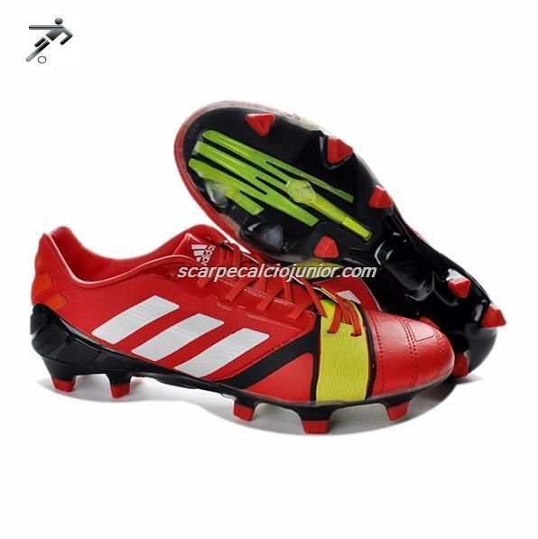 Football Boots Adidas Nitrocharge 3 FG Rosso Beauty Running Bianco Electricity Kaufen