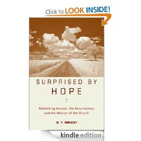 NT Wright's 'Surprised by Hope'