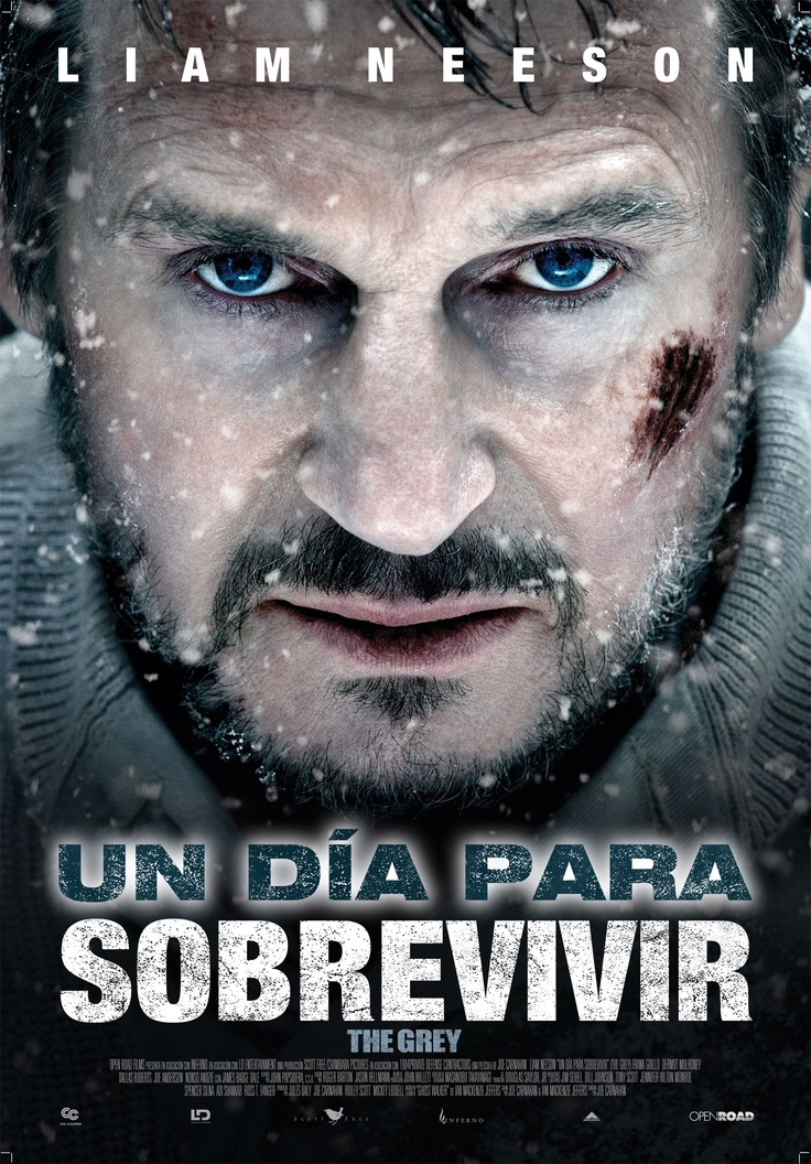 Un día para sobrevivir | The Grey  Director: Joe Carnahan