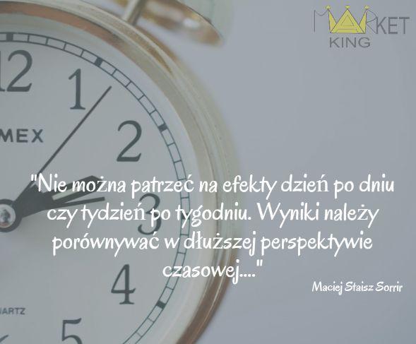 True! Więcej inspiracji w wywiadzie z Maciejem http://www.marketking.com.pl/sorrir/