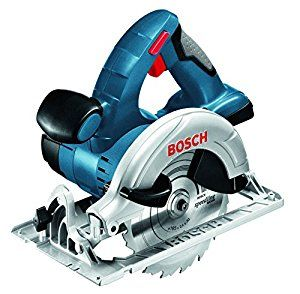 Bosch Professional GKS 18 V-LI Cordless Circular Saw (Without Battery and Charger) - Carton