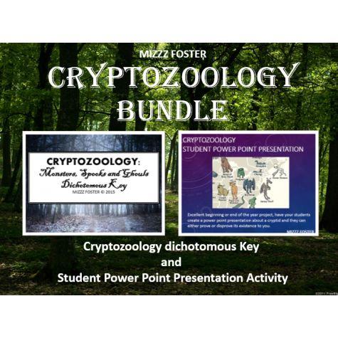CRYPTOZOOLOGY BUNDLE