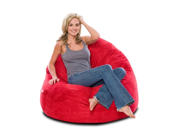 The Sumo Sway Single bean bag is perfect for gamers and offers back support! From just $249 and available in cord and microsuede as well as 8 colors it's a must have beanbag for gamers! Available at www.sumolounge.com