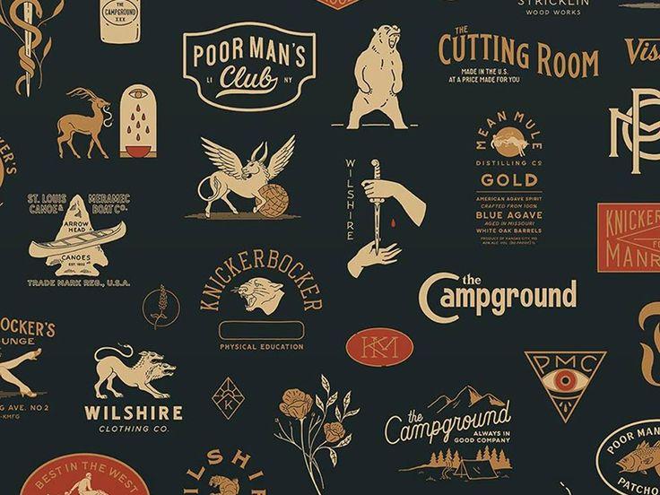 Year In Review by Ben Kocinski #Design Popular #Dribbble #shots