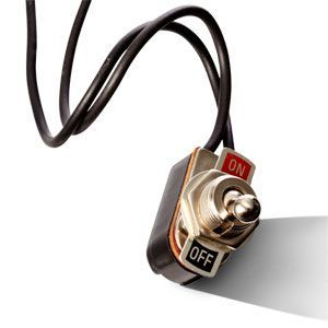 One clever way to keep your car from being stolen: Put in a kill switch (or better yet, several of them) that can cut off the flow of electricity in your car.