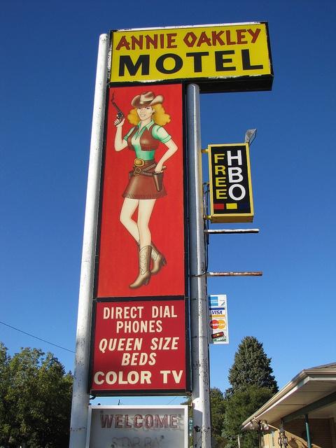 Oakley Ks Motels