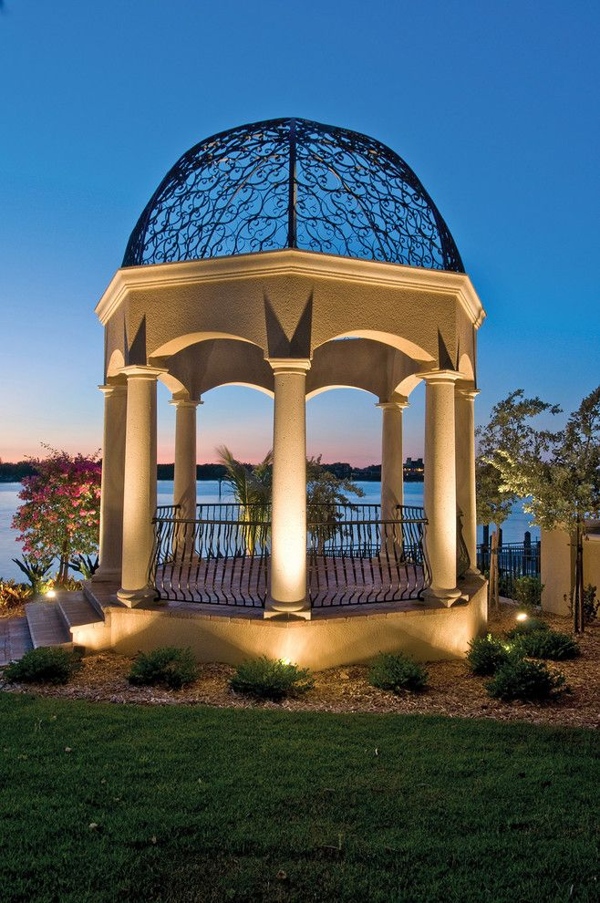 25 Best Ideas About Gazebo Lighting On Pinterest Party