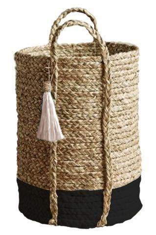 Trouva: Dassie Tall Tassel Basket