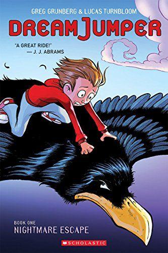 Nightmare Escape (Dream Jumper, Book 1) by Greg Grunberg