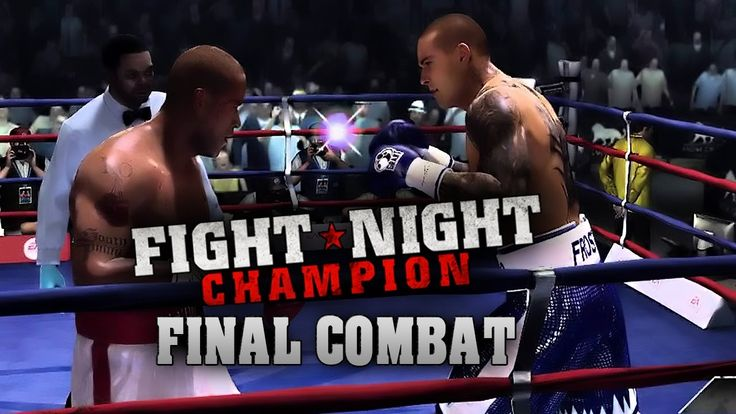 Fight Night Champion #4|André Bishop Conquista o Anel|XBOX 360 HD