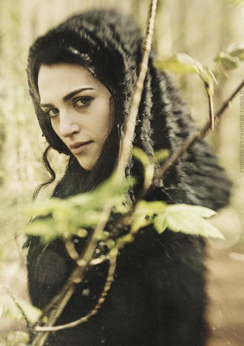 Katie McGrath as The Scribe Virgin or would she be a good Payne?