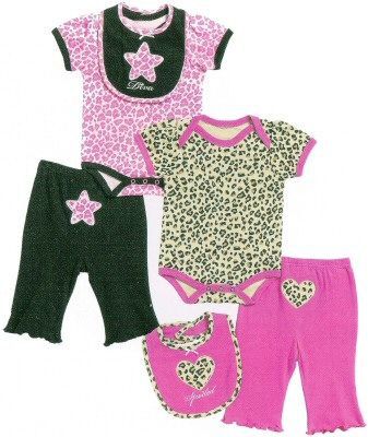 Unique Newborn Clothes for Girls | Baby Girl Diaper Sets - Diva Baby Pant Set