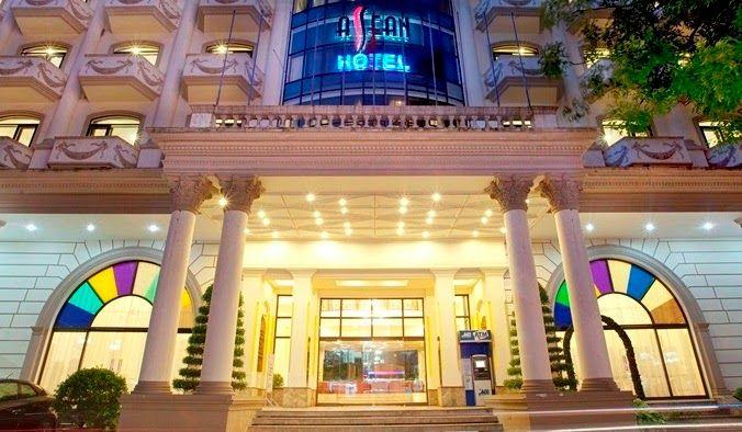 ASEAN International Hotel Jl H. Adam Malik No 5, Pusat Kota Medan, Medan 20114, Indonesia