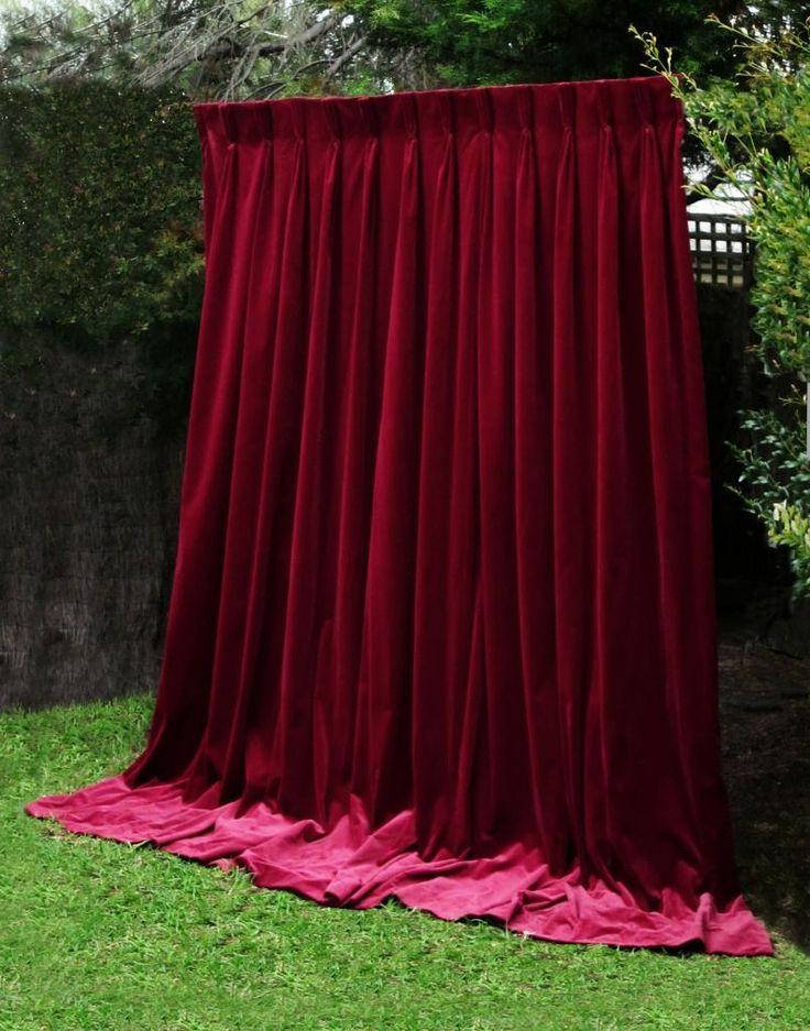 Best 25 Velvet Curtains Ideas On Pinterest Velvet
