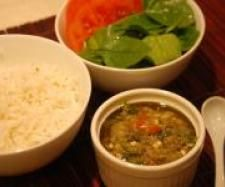 Recipe Sambal Green Chillies by Sania Teo - Recipe of category Sauces, dips & spreads