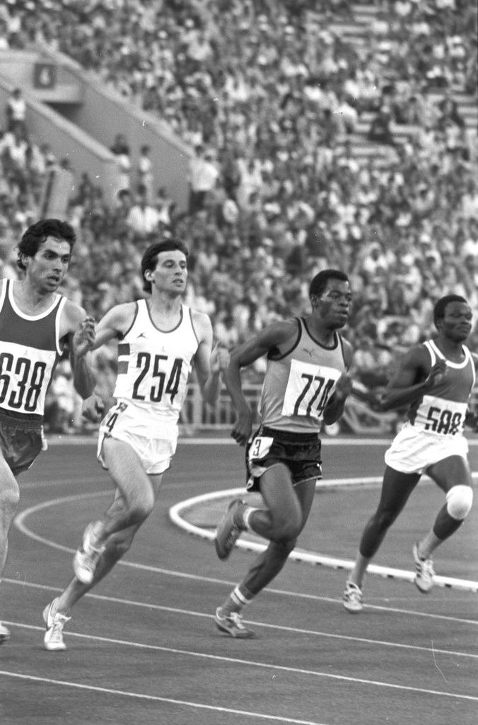 Today we highlight four time Olympic medal winner Sebastian Coe. Coe is currently serving as the chairman of the London Organizing Committee for the Olympic Games. Are you related? #genealogy #Olympics