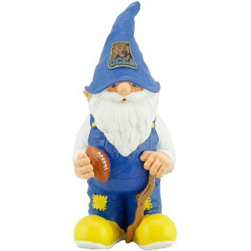 UCLA Bruins Football Garden Gnome
