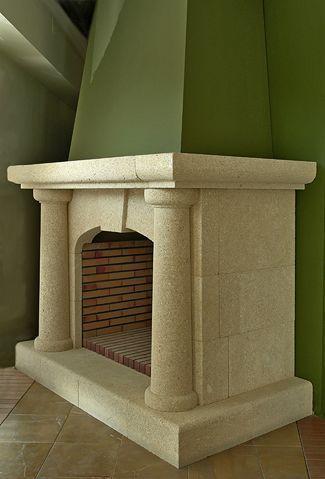 1000 images about chimeneas de piedra natural para el - Chimeneas de piedra ...