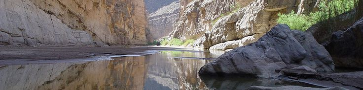 Rio Grande Wild & Scenic River, national park unit within Big Bend NP