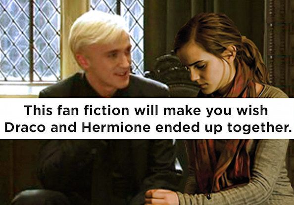We Know Which Fan Fiction You Should Read Based On Your Fandom