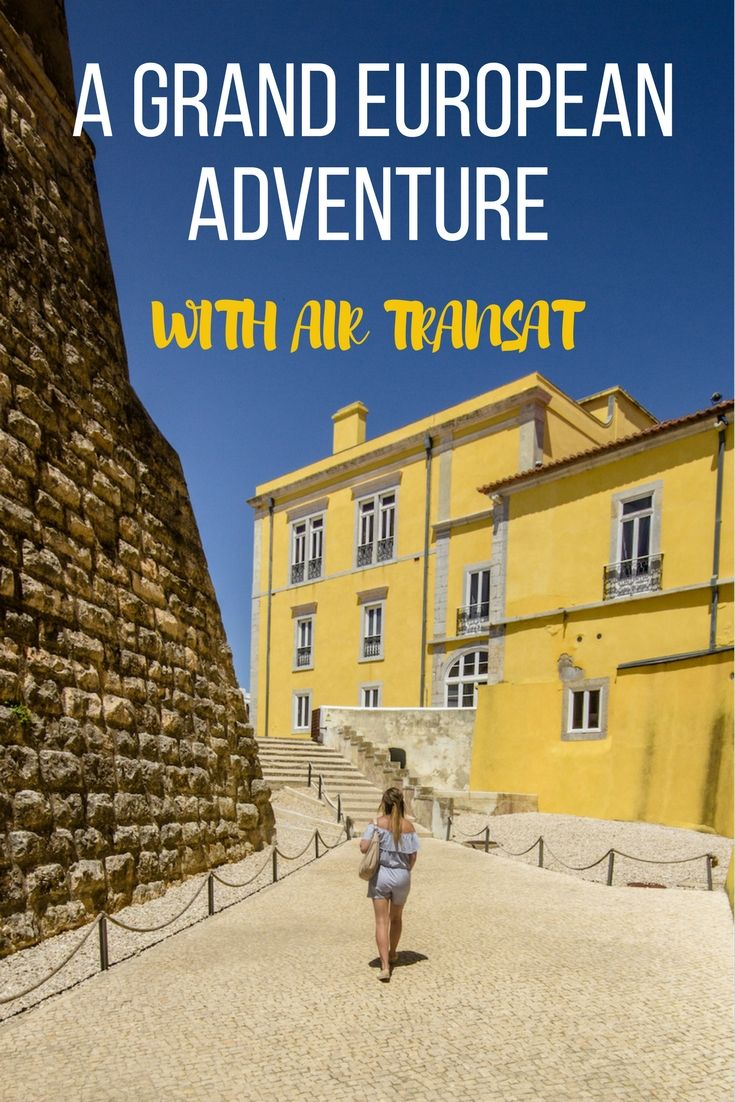 From exploring Buckingham Palace and Notting Hill in London to Portugal's sun-soaked beaches, here are highlights of European adventure with Air Transat.