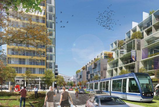 An accessibility advocate has raised concern about whether the Blatchford development will have 'visitable' homes.