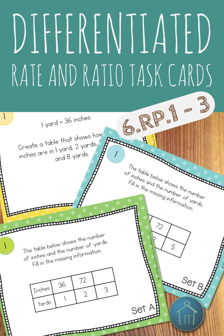 262 best Ratios & Proportions - 7th Grade images on Pinterest | Math ...