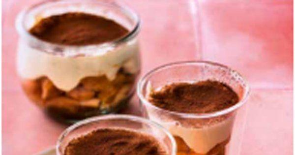 Recette: Tiramisu aux abricots frais