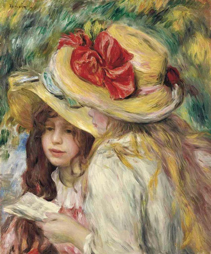 Pierre-Auguste Renoir (1841-1919)  Les deux soeurs