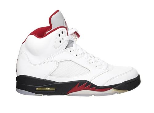 Nike Air Jordan Retro 5 [Foot Locker Approved Heat]