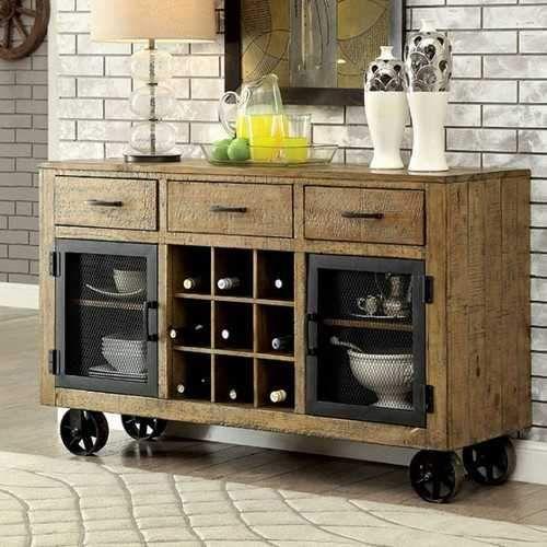 Rustic Industral Bathchlor Interior Design: Best 25+ Rustic Office Ideas On Pinterest