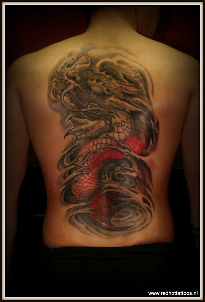 42 best images about dragon koi on pinterest buddhism for Koi dragon meaning