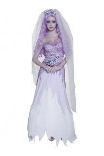 robe de mariee zombie deguisement femme robe de mariee halloween. Black Bedroom Furniture Sets. Home Design Ideas