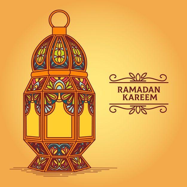 Hand Drawn Ramadan Celebration Concept Ramadan Ramadan Celebration Ramadan Kareem