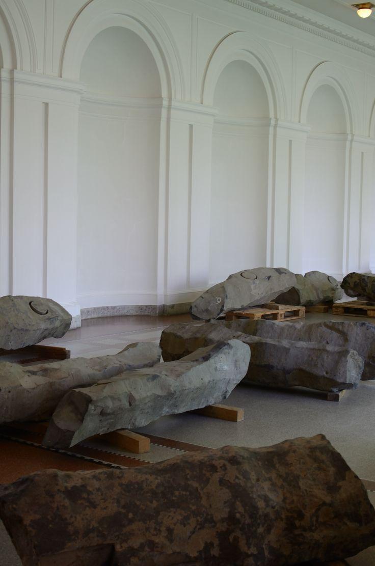 Joseph Beuys, Das Ende des 20. Jahrhunderts, 1982-83. Hamburger Bahnhof